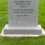 Memorial Headstone 06