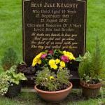 Memorial Headstone 07
