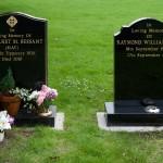 Memorial Headstone 09