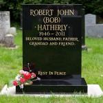 Memorial Headstone 11