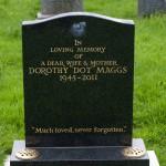 Memorial Headstone 15