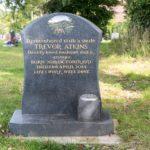 Monumental Headstone 011
