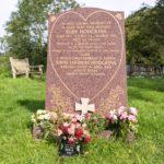 Monumental Headstone 009