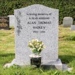 Monumental Headstone 006