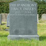 Monumental Headstone 005