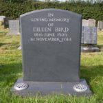 Monumental Headstone 004