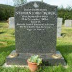 Monumental Headstone 003