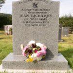 Monumental Headstone 002
